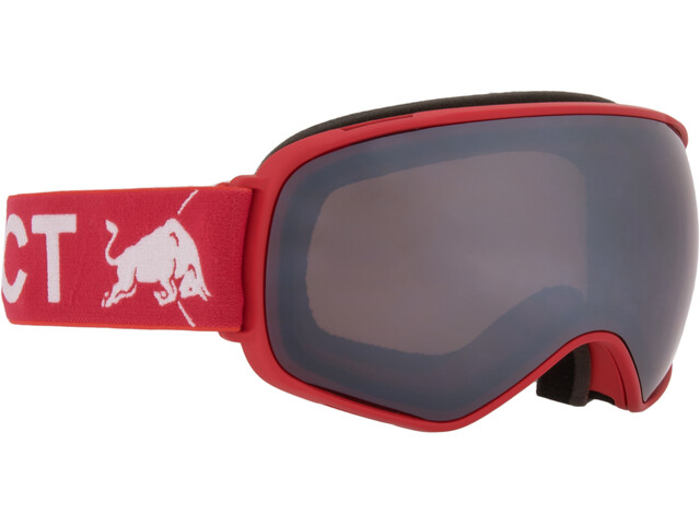 Red Bull SPECT Alley_Oop Gafas, red/amber snow